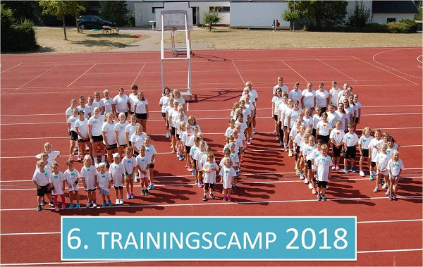 Trainingscamp VI 2018